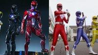 Sexismus & Nostalgie: Das Internet mag die neuen Power Rangers-Kostüme so gar nicht