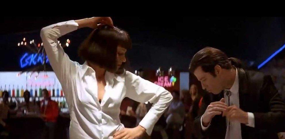 Pulp Fiction Tanz