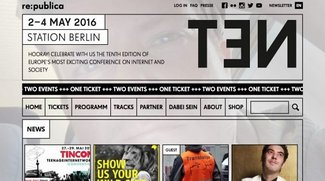 Re:publica 2016: Programm, Tickets, Live-Stream