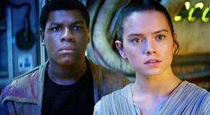Star Wars 8: Das passiert mit Rey und Finn in Star Wars 8 (Achtung: Spoiler!)