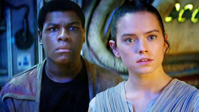 Star Wars 8 Das Passiert Mit Rey Und Finn In Star Wars 8 Achtung