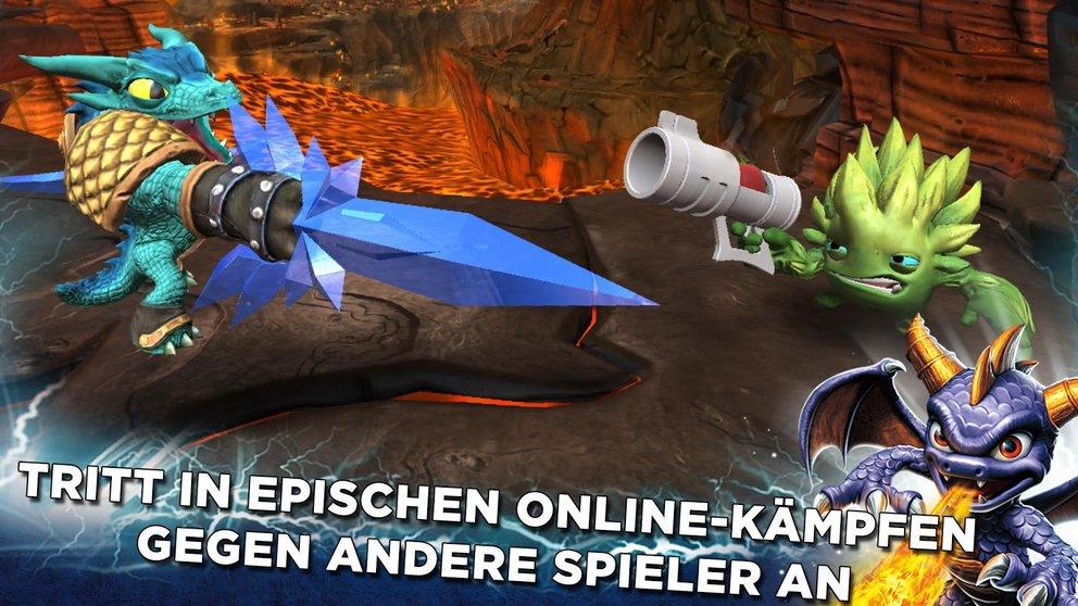 Skylanders Battlcast Online