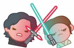 Star Wars 7 als Emoji-Video:...