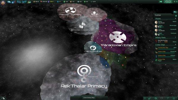 Stellaris - Einsteiger-Guide: Tipps und Tricks