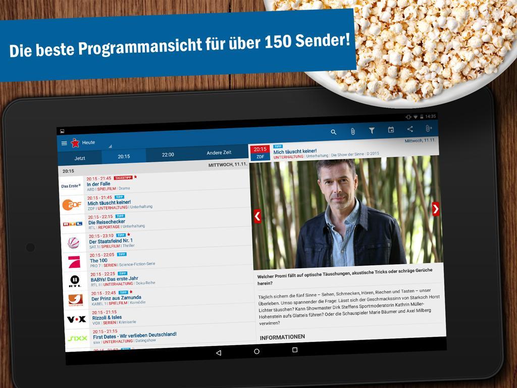 Fernsehprogramm Kostenlos App