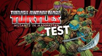 Teenage Mutant Ninja Turtles - Mutanten in Manhattan im Test: Kürze ohne Würze