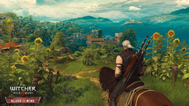 The Witcher 3: Hübsches Video zeigt die Welt von Blood and Wine