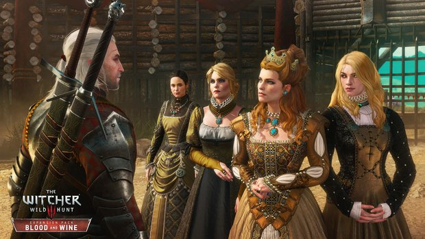 The Witcher 3: Der Launchtrailer für Blood and Wine rockt!