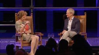 Tim Cook beendet Gerüchte um Apple als Mobilfunkanbieter [Video]