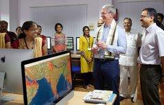 Bangalore: Apple mietet 3700...