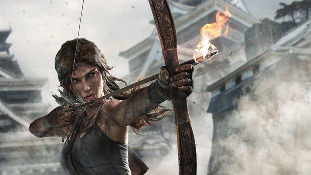 """Tomb Raider: Square Enix verspricht """"spannende News"""" vor der E3"""