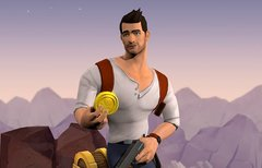Uncharted: Nathan Drake sucht...