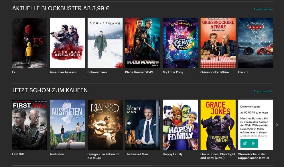 Kinofilme Streamen Legal