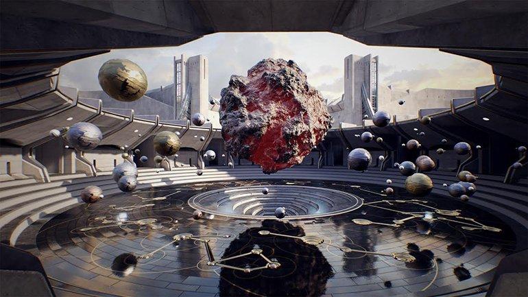 ProtoStar: Unreal Engine 4 Demo mit Vulkan auf dem Samsung Galaxy S7