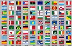 WhatsApp: Flaggen mit iPhone...