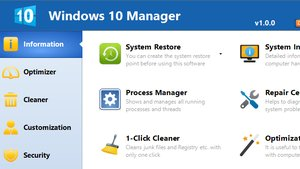Windows 10 Manager Download