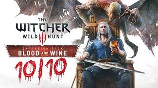 The Witcher 3 - Blood and Wine im Test: Geralts letztes Abenteuer ist sein bislang bestes