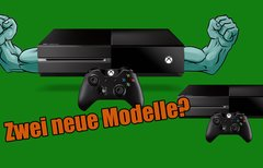 Xbox One: Slim-Version und...