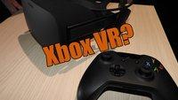 Xbox One: Entwickler haben angeblich VR-Spiel in Arbeit – für die Scorpio? - Update