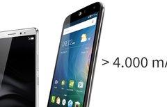 9 Smartphones mit 4.000...