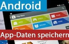 Android: App-Einstellungen...