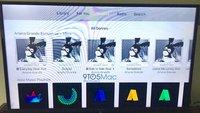 Apple TV zeigte kurze Zeit Änderungen für Apple-Music-Oberfläche