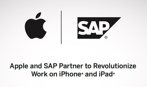 iPhone und iPad in Unternehmen: Apple startet Kooperation mit SAP