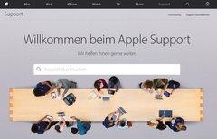 Apple überarbeitet eigene...