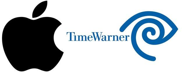 Apple soll über Time-Warner-Übernahme nachgedacht haben