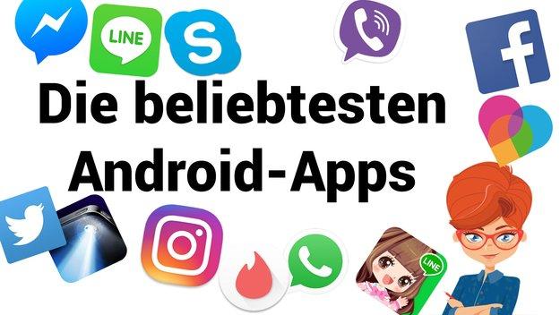 Google Play Store: Beliebteste Android-Apps aller Zeiten gekürt