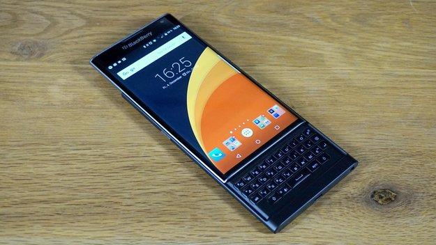 BlackBerry Hamburg: Neues Android-Smartphone soll von Alcatel gefertigt werden