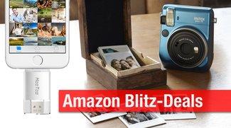 Blitzangebote: Pivot-Monitor, Retro-Sofortbildkamera, USB-Stick fürs iPhone, SSD u.v.m. zum Bestpreis