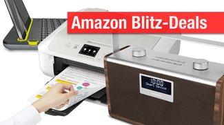 Blitzangebote: AirPrint-Drucker, DAB-Radio mit Bluetooth, BT-Tastatur für Mac, iPhone & iPad u.v.m. nur heute günstiger