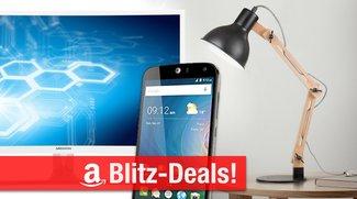 Blitzangebote: Curved-Monitor, Acer Smartphone, Designerlampe, Lichtwecker mit USB u.v.m. heute zum Bestpreis