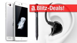 Blitzangebote: 4TB mobile Festplatte, ZTE Smartphone, In-Ears, Bluetooth-Stift und noch viel mehr zum Bestpreis