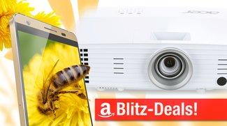 Blitzangebote: FullHD-Beamer, Cubot X15, Apple-Ladeschale, Bluetooth-Lautsprecher u.v.m. nur heute zum Bestpreis