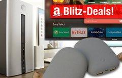 Blitzangebote: Sony-TV, HP-PC,...