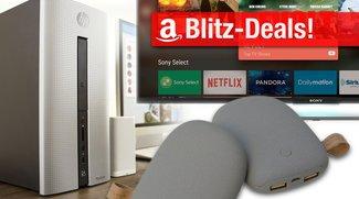 Blitzangebote: Sony-TV, HP-PC, Dual-USB-Akku, Creative BT-Lautsprecher u.v.m. heute billiger zum besten Preis
