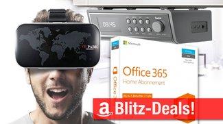 Blitzangebote: MS Office 365, VR-Brille, Internetradio mit Spotify-Connect u.v.m. nur heute kurze Zeit günstiger