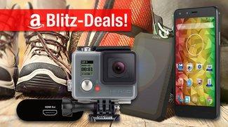 Blitzangebote: Solar-Akku, GoPro Hero+, Game Capture, 40-Zoll-TV, Medion Smartphone u.v.m. heute vergünstigt