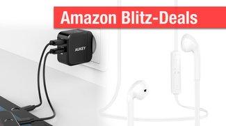 "Blitzangebote: Bluetooth-""EarPods"", USB-Schnelllader, TomTom Navi, flinkes Display u.v.m. heute günstiger"