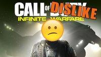 Call of Duty - Infinite Warfare: Über 1 Mio. Dislikes bei YouTube
