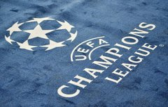 Champions League-Logo: Was...