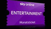 Sky Online Entertainment - Serien nonstop ohne lange Abo-Bindung - Einfacher geht nicht!