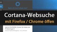 Windows 10: Cortana-Suche wieder mit Standard-Browser öffnen