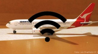 Fail des Tages: Unglücklicher WLAN-Hotspot-Name sorgt für Flugzeugchaos