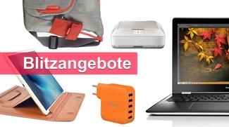 Blitzangebote: Lenovo ThinkPad, USB-Ladegerät, iPad-Pro-Lederhülle u.v.m. heute günstiger