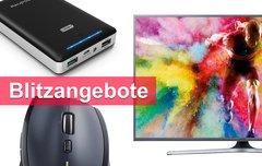 Blitzangebote:<b> Logitech M705, 55-Zoll-TV, Quick-Charge-Akku und mehr heute günstiger</b></b>