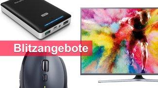 Blitzangebote: Logitech M705, 55-Zoll-TV, Quick-Charge-Akku und mehr heute günstiger