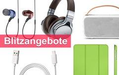 Blitzangebote:<b> Lightning-Kabel, Sony-Kopfhörer und mehr heute günstiger</b></b>